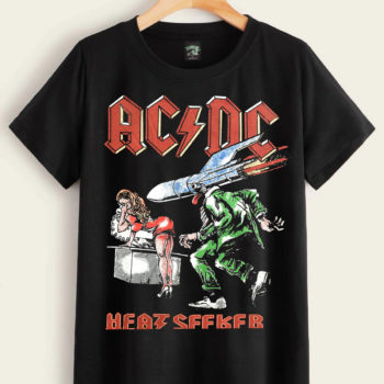 ACDC-World-Tour-88-Rock-Band-Shirts-Vintage