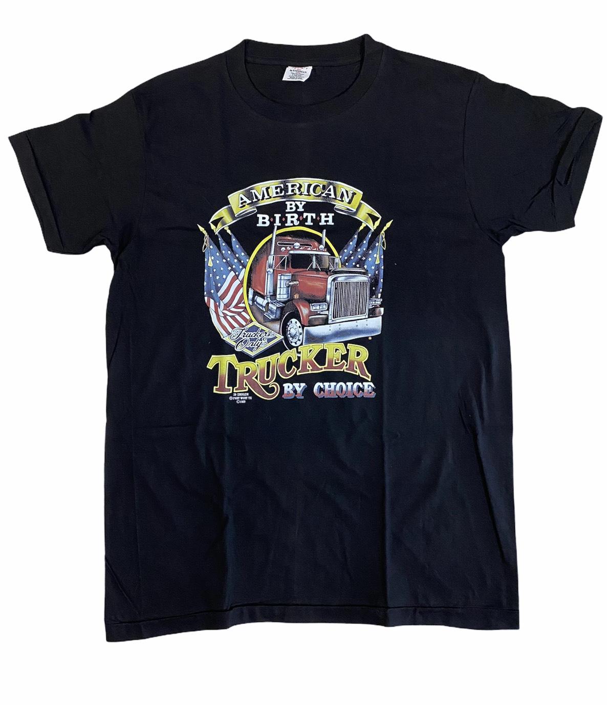 Harley Davidson 3Demblem Tshirt Vintage 102-23